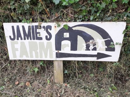 Jamie's Farm Residential Trip 2 - 29th to 2nd July 2021